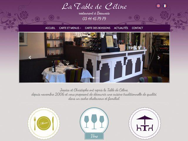 La Table de Céline