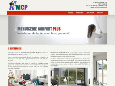 Menuiserie Confort Plus