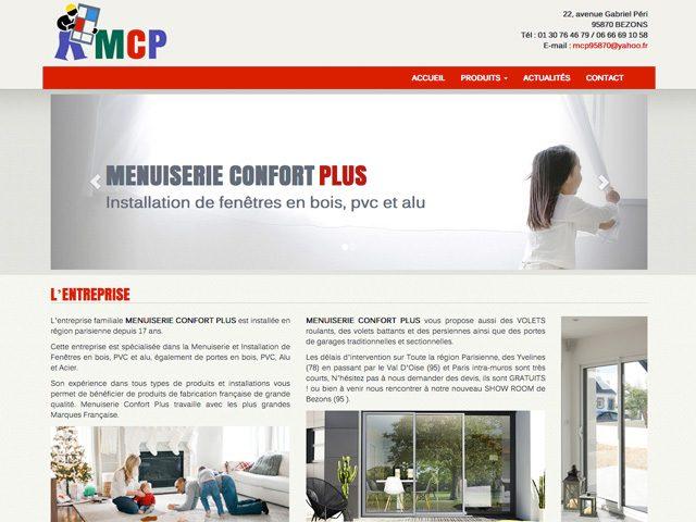 Menuiserie Confort Plus