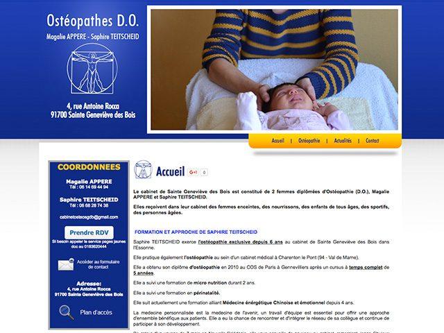 Ostéopathes D.O.