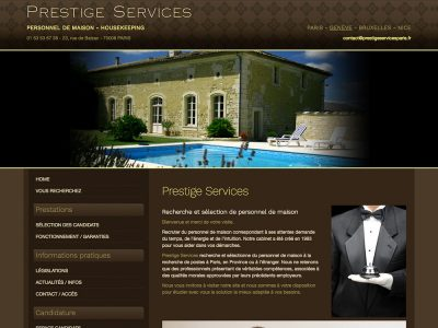 Prestiges services